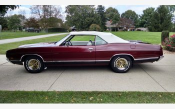 1971 Ford LTD Coupe for sale 101210874
