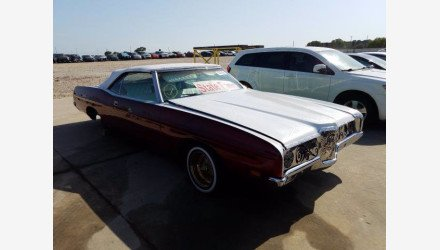 1971 Ford LTD for sale 101354025