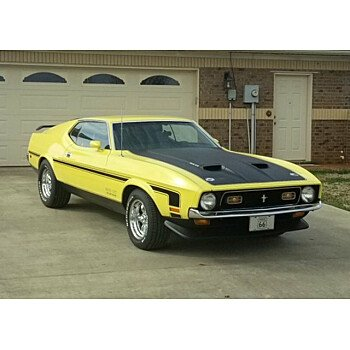 1971 Ford Mustang for sale 101081855
