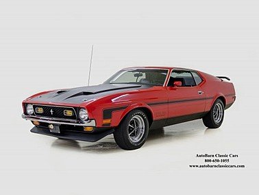 1971 Ford Mustang for sale 100860464
