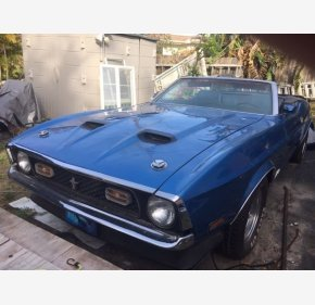 1971 Ford Mustang for sale 101052101