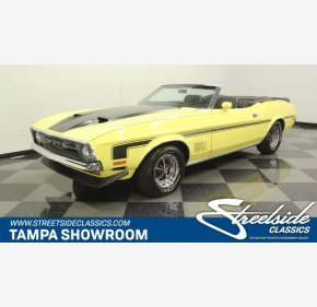 1971 Ford Mustang for sale 101063997