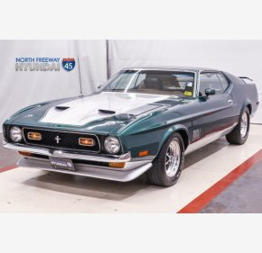 1971 Ford Mustang for sale 101081704