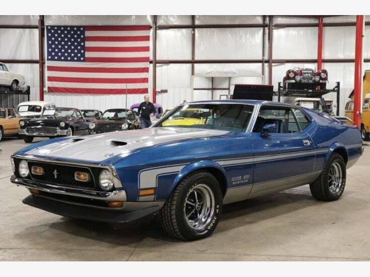 1971 Ford Mustang Boss 351 for sale near Grand Rapids