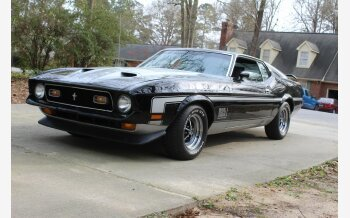 1971 Ford Mustang Mach 1 Coupe for sale 101113714