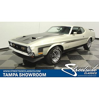 1971 Ford Mustang Boss 351 for sale 101135789