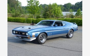 1971 Ford Mustang Boss 351 for sale 101145424