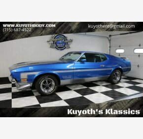 1971 Ford Mustang Boss 351 for sale 101166013