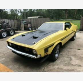 1971 Ford Mustang for sale 101173662