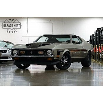 1971 Ford Mustang for sale 101207636