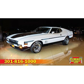 1971 Ford Mustang for sale 101235571