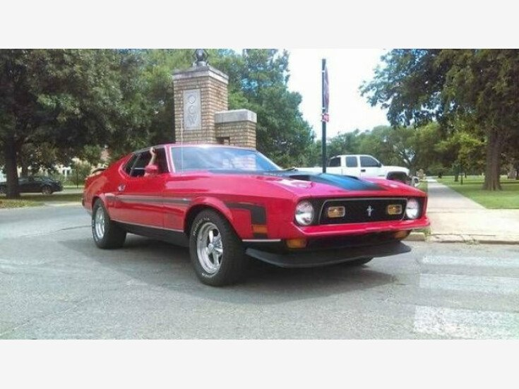 1971 Ford Mustang for sale 101264867