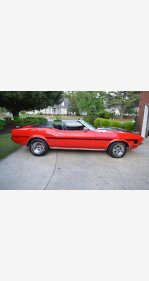 1971 Ford Mustang Convertible for sale 101320162
