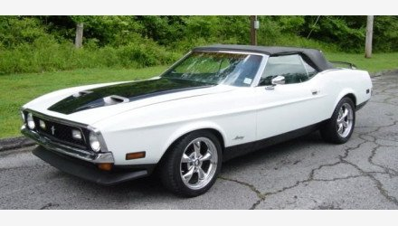 1971 Ford Mustang for sale 101325424