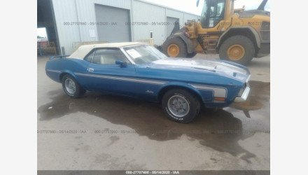 1971 Ford Mustang for sale 101332887