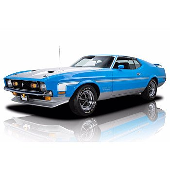 1971 Ford Mustang Boss 351 for sale 101388421