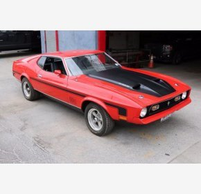 1971 Ford Mustang for sale 101451004