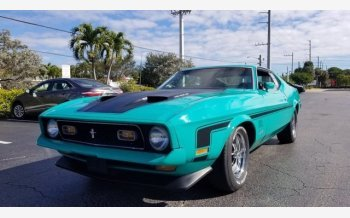1971 Ford Mustang for sale 101460782