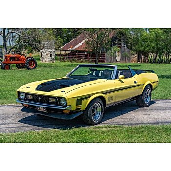 1971 Ford Mustang for sale 101532914