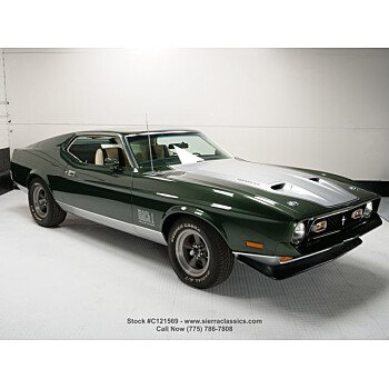 1971 Ford Mustang for sale 101603634