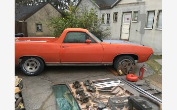 1971 Ford Ranchero for sale 101267324