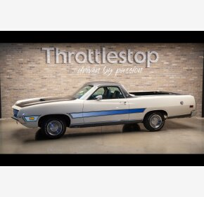 1971 Ford Ranchero for sale 101332286