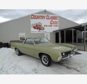 1971 Ford Ranchero for sale 101358170