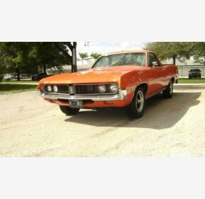1971 Ford Ranchero for sale 101411084