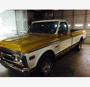 1971 GMC C/K 1500 for sale 100884925