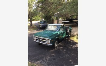 1971 GMC C/K 1500 for sale 101066641