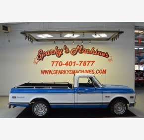 1971 GMC C/K 1500 for sale 101088247