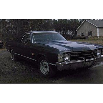 1971 GMC Sprint for sale 100922873