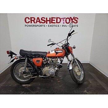 1971 Honda Scrambler for sale 200987271