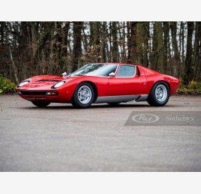 1971 Lamborghini Miura for sale 101425293