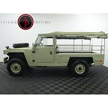1971 Land Rover Series III for sale 101303421