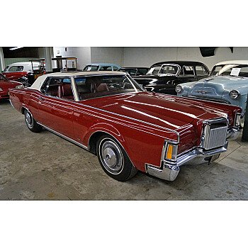 1971 Lincoln Continental for sale 101083794