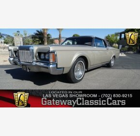 1971 Lincoln Continental for sale 101043686