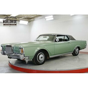 1971 Lincoln Continental for sale 101174142