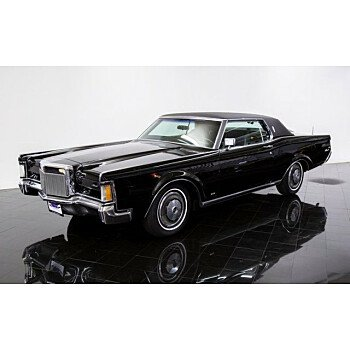 1971 Lincoln Continental for sale 101218556