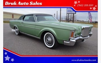 1971 Lincoln Continental for sale 101374258