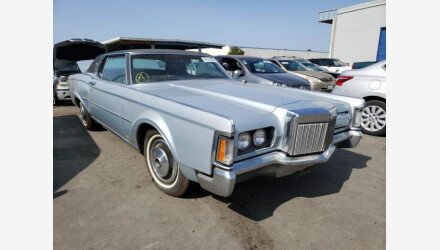 1971 Lincoln Continental for sale 101402448