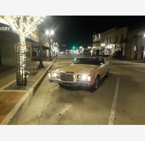 1971 Lincoln Continental for sale 101434066