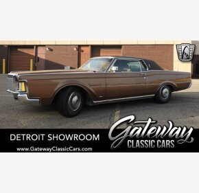1971 Lincoln Continental for sale 101472217