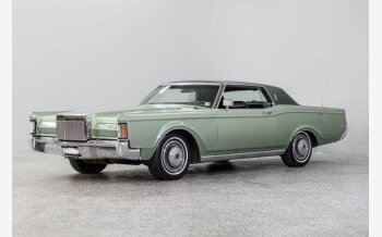 1971 Lincoln Continental for sale 101475775