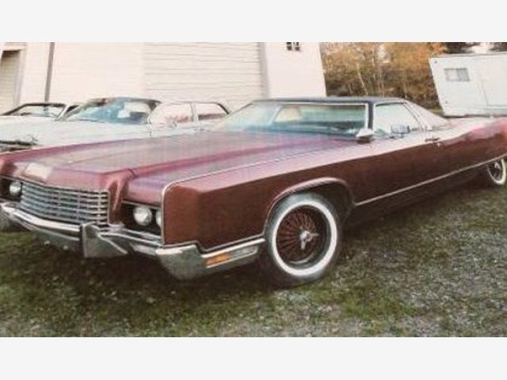 1971 Lincoln Continental for sale 101545440