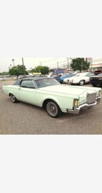 1971 Lincoln Mark III for sale 101185669