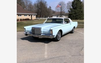 1971 Lincoln Mark III for sale 101307249