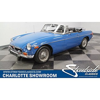 1971 MG MGB for sale 101009877