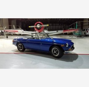 1971 MG MGB for sale 101014523