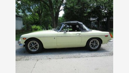 1971 MG MGB for sale 101032524